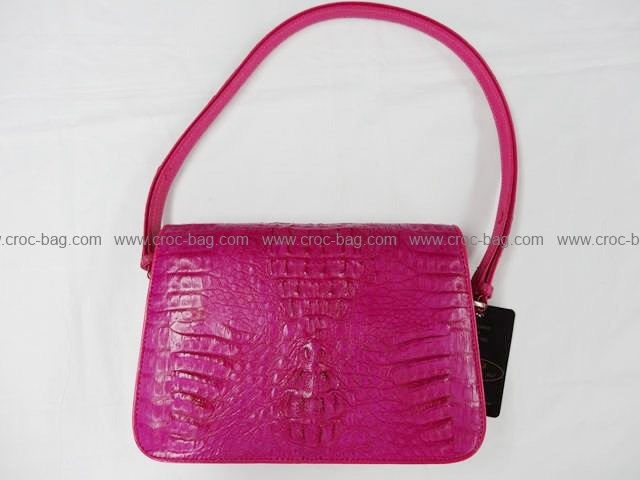 กระเป๋าถือหนังจระเข้สำหรับคุณผู้หญิง 795