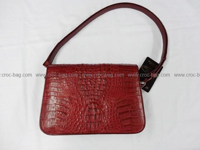 กระเป๋าถือหนังจระเข้สำหรับคุณผู้หญิง 797