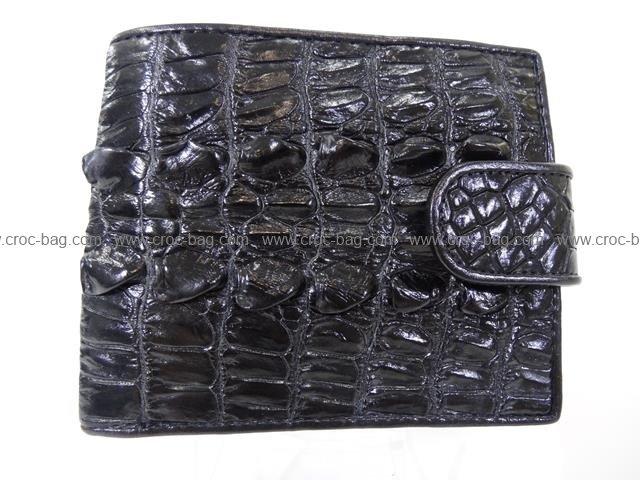 กระเป๋าสตางค์หนังจระเข้สำหรับคุณผู้ชาย  1499