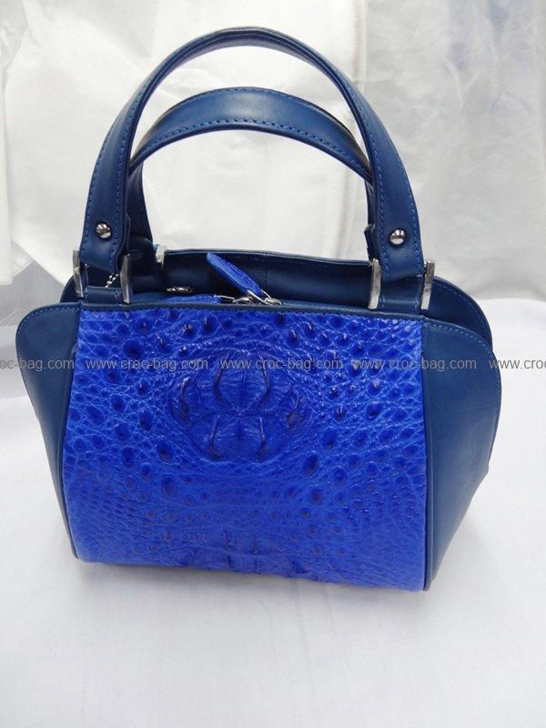กระเป๋าถือหนังจระเข้สำหรับคุณผู้หญิง  489b