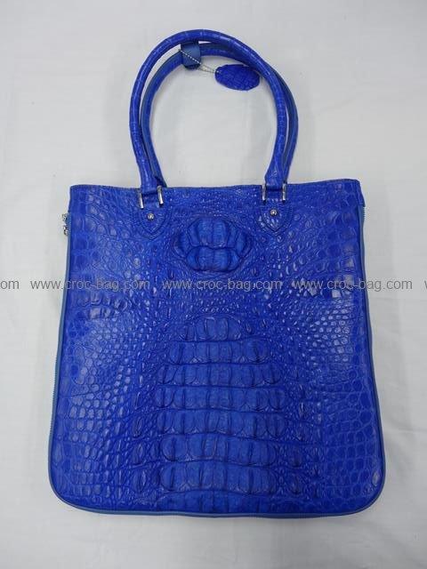 กระเป๋าถือหนังจระเข้สำหรับคุณผู้หญิง 509b
