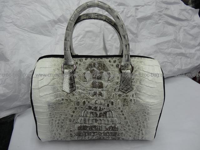 กระเป๋าสะพายหนังจระเข้สำหรับคุณผู้หญิง 544b