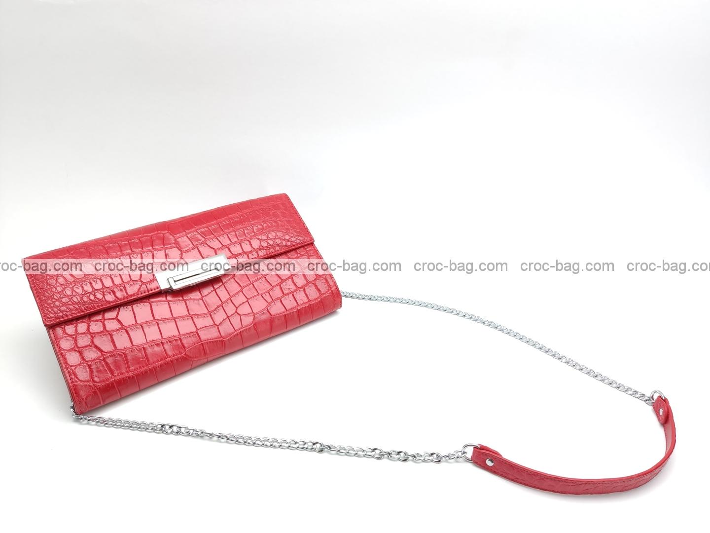 กระเป๋าหนังจระเข้สำหรับผู้หญิง 5259